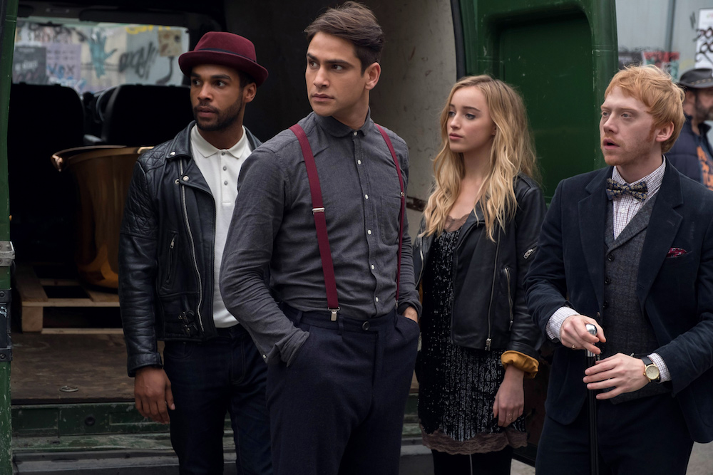 Snatch Review: TV Show...
