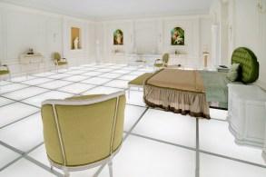 2001: A Space Odyssey Replica Bedroom III