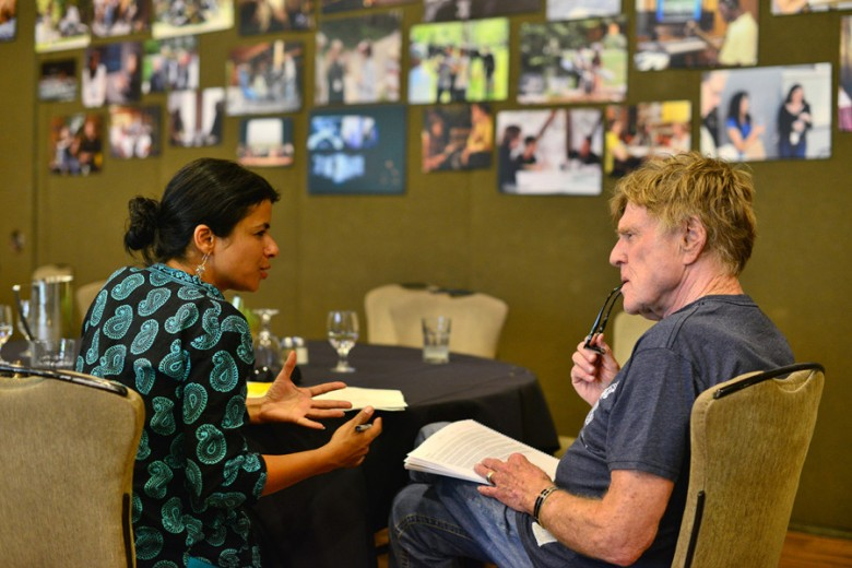 Sundance Directors Lab, Robert Redford