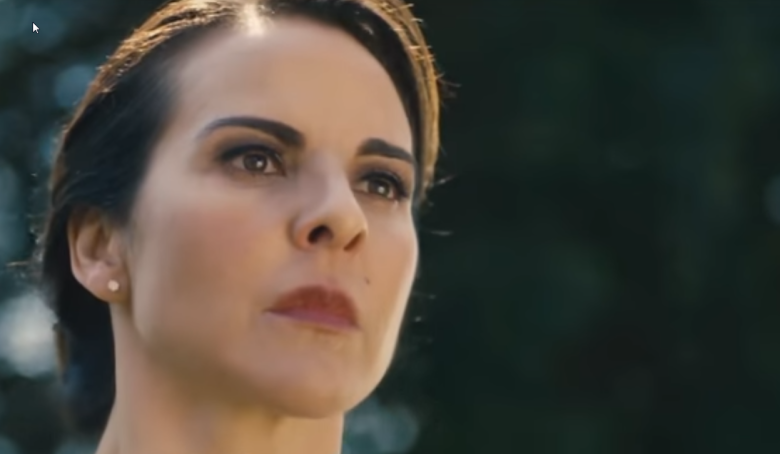 "Kate Del Castillo in ""Ingobernable."""