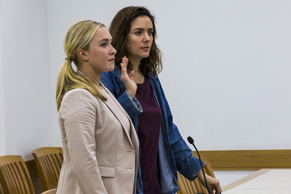 Custody Hayden Panettiere and Catalina Sandino Moreno Lifetime