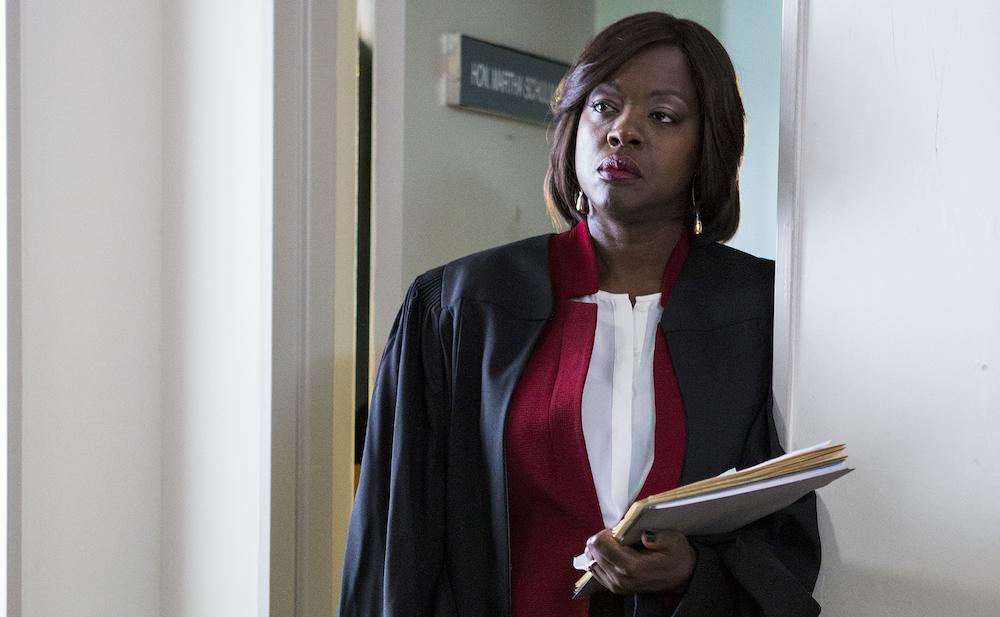 Custody Viola Davis Lifetime