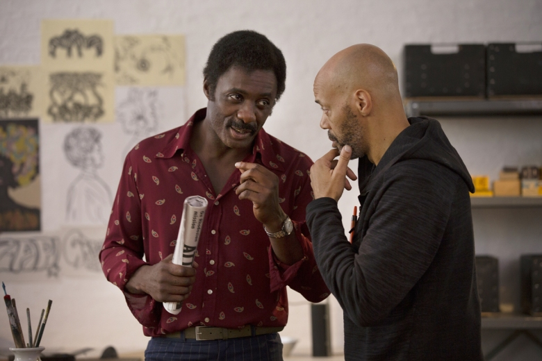 "Idris Elba and John Ridley, ""Guerrilla"""