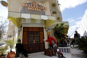 Banksy, The Walled Off Hotel