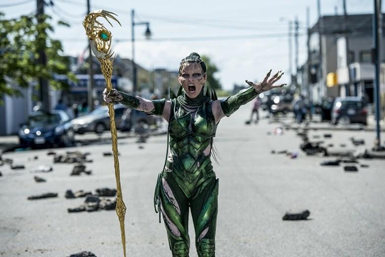 Elizabeth Banks in Power Rangers