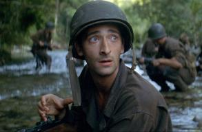 Adrien Brody The Thin Red Line