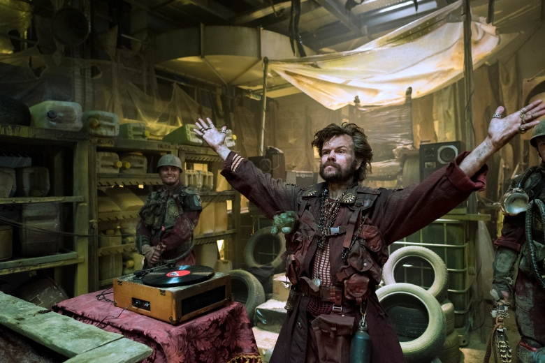 Stephen Walters as Engineer - Into the Badlands _ Season 2, Episode 1 - Photo Credit: Antony Platt/AMC