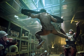 Daniel Wu as Sunny- Into the Badlands _ Season 2, Episode 1 - Photo Credit: Antony Platt/AMC