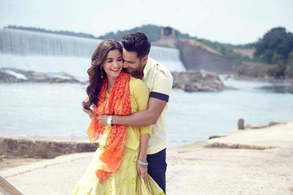 Badrinath Ki Dulhania' Movie Review: Above Average Bollywood ...