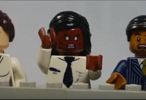 The Belco Experiment LEGO Trailer