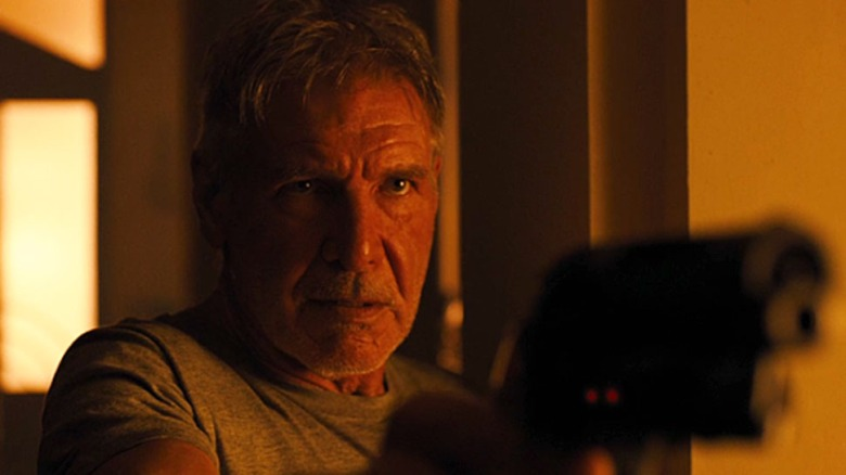 "Harrison Ford in ""Blade Runner 2049"""