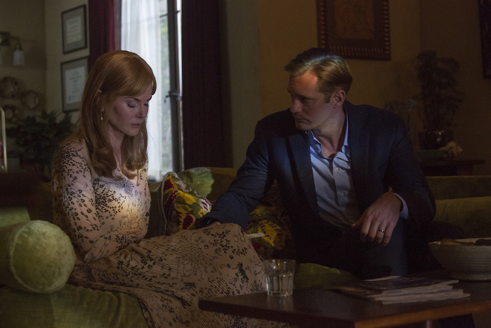 Big Little Lies Nicole Kidman Alexander Skarsgaard