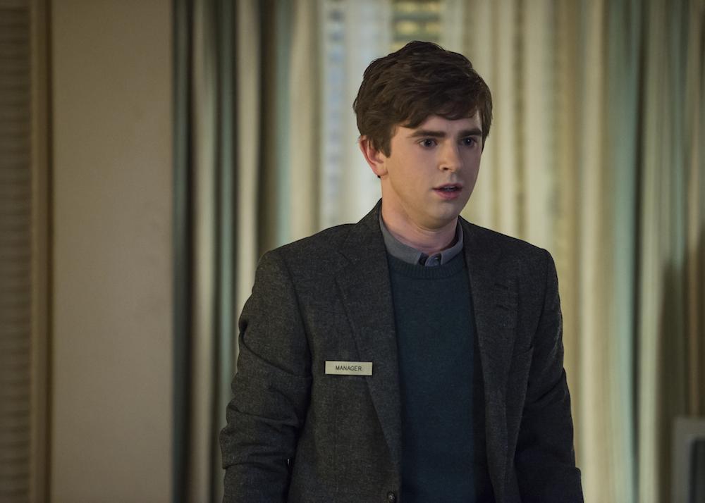 """Bates Motel Season 5 Episode 6 """"Marion"""" Freddie Highmore"""
