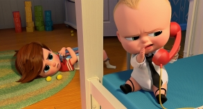 Alec Baldwin the Boss Baby