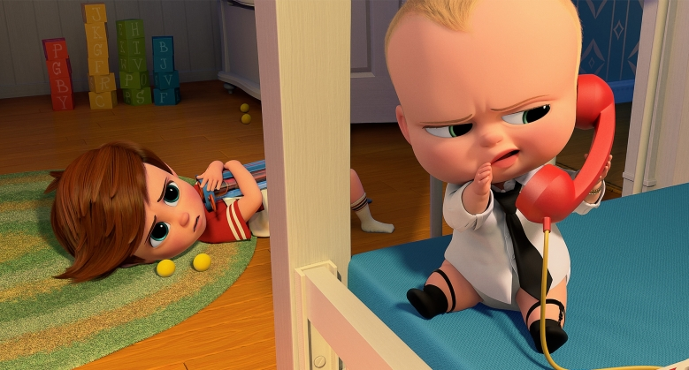 a72e0ddc2039 How DreamWorks Animation Went Retro with 'The Boss Baby' 2D ...