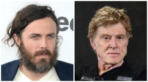Casey Affleck Robert Redford