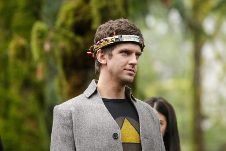 LEGION Chapter 8 Season 1, Episode 8 (Airs Wednesday, March 29, 10:00 pm/ep) -- Pictured: Dan Stevens as David Haller
