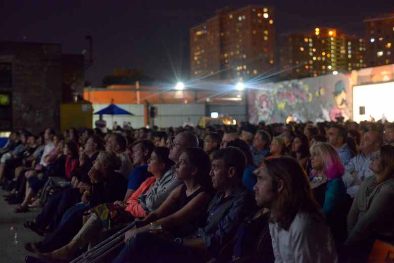 Rooftop Films Screening