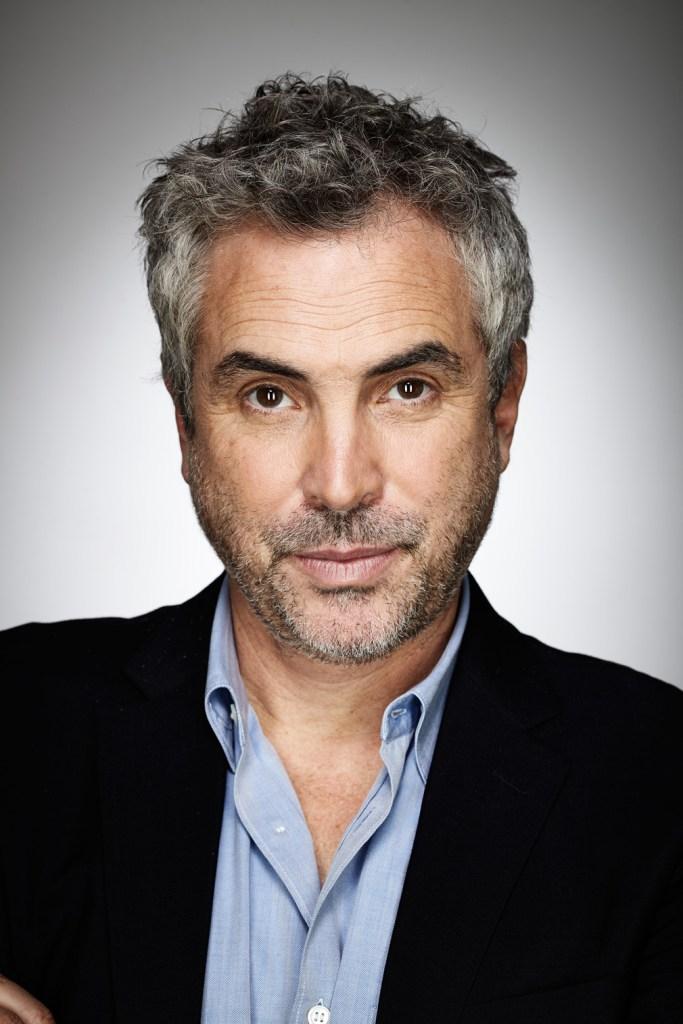 Alfonso Cuaron, by Daniel Bergeron