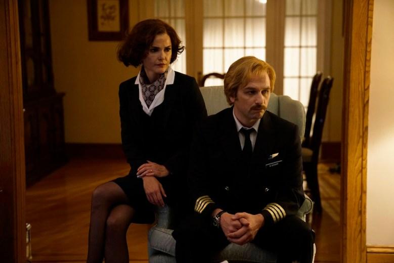The Americans Season 5 Episode 1 Keri Russell Matthew Rhys