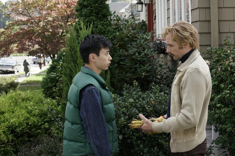 The Americans Season 5 Episode 1 Ivan Mok Matthew Rhys