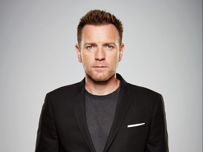 Ewan McGregor, by Daniel Bergeron. Indiewire 2016. No PR/No Release on file.