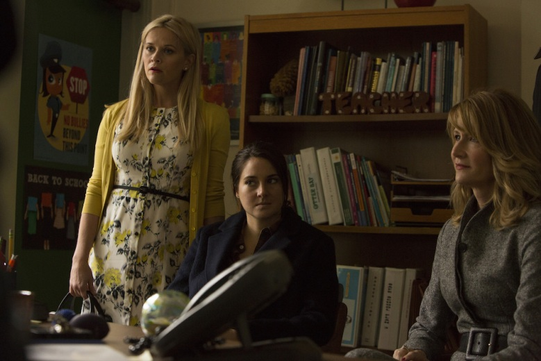 Big Little Lies Episode 3 Reese Witherspoon Shailene Woodley Laura Dern