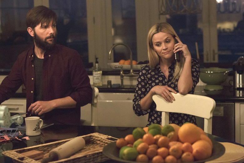 "Adam Scott and Reese Witherspoon, ""Big Little Lies"""