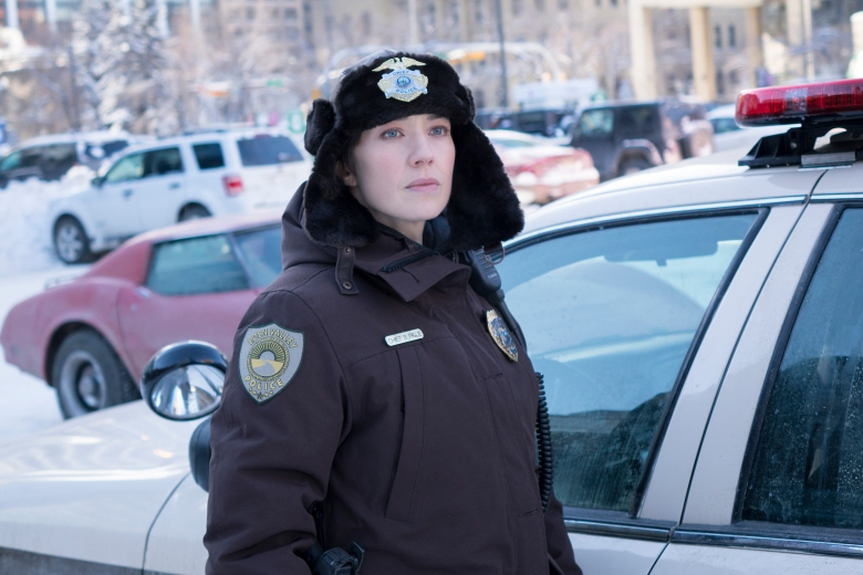 "Carrie Coon, ""Fargo"""