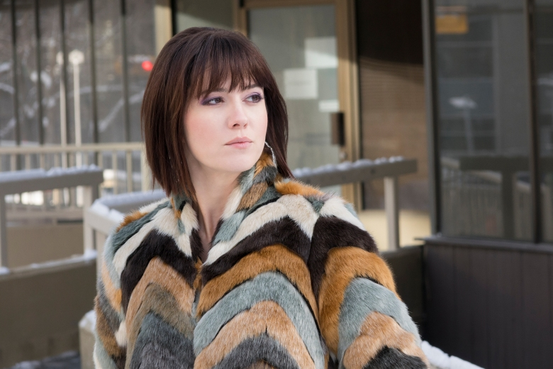 "Mary Elizabeth Winstead as Nikki Swango, ""Fargo"""