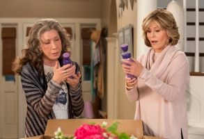 Grace And Frankie Season 3 Lily Tomlin Jane Fonda