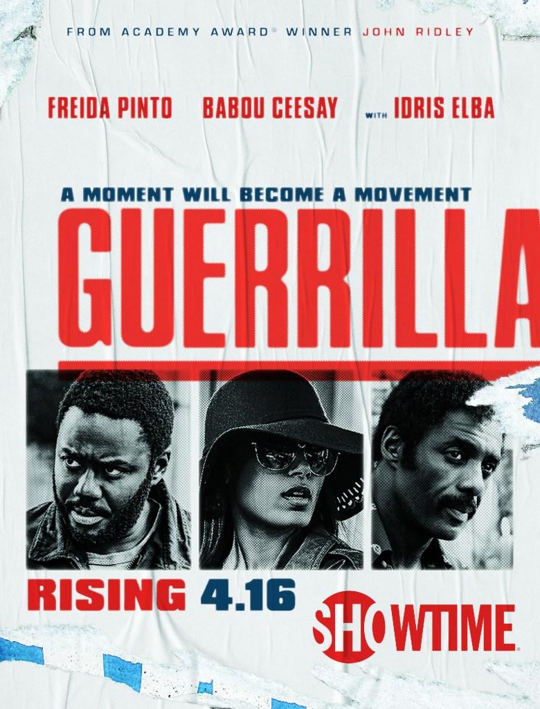 """""""Guerrilla"""""""