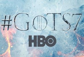 Game of Thrones Season 7 Poster - Cropped