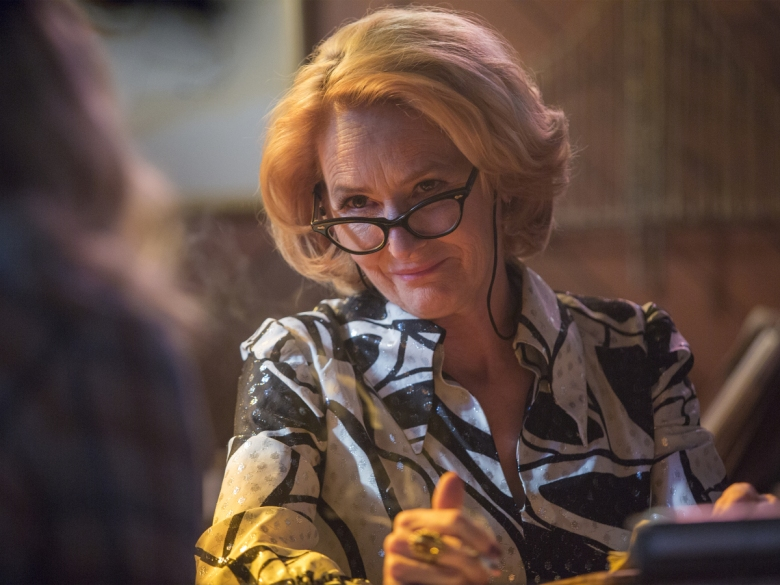 """Melissa Leo in """"I'm Dying Up Here"""""""