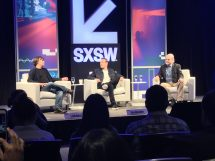 """Richard Linklater, Michael Fassbender & Terrence Malick discuss """"Song to Song"""" at SXSW 2017"""