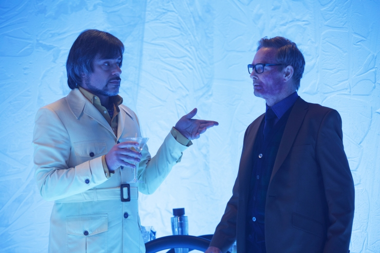 "Jemaine Clement and Bill Irwin in ""Legion"""
