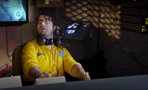 Jonah Ray in 'Mystery Science Theater 3000'