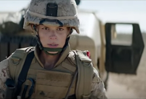 Kate Mara in 'Megan Leavey'