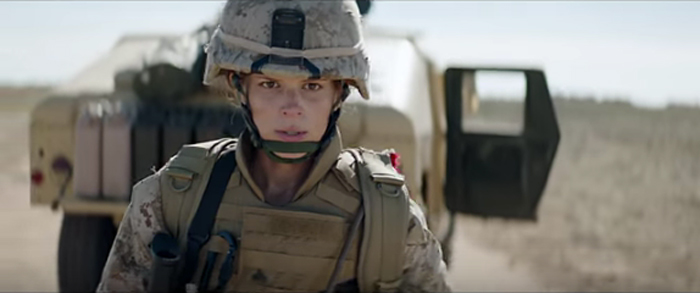 Megan Leavey' Trailer: Kate Mara Stars in New Military Drama | IndieWire