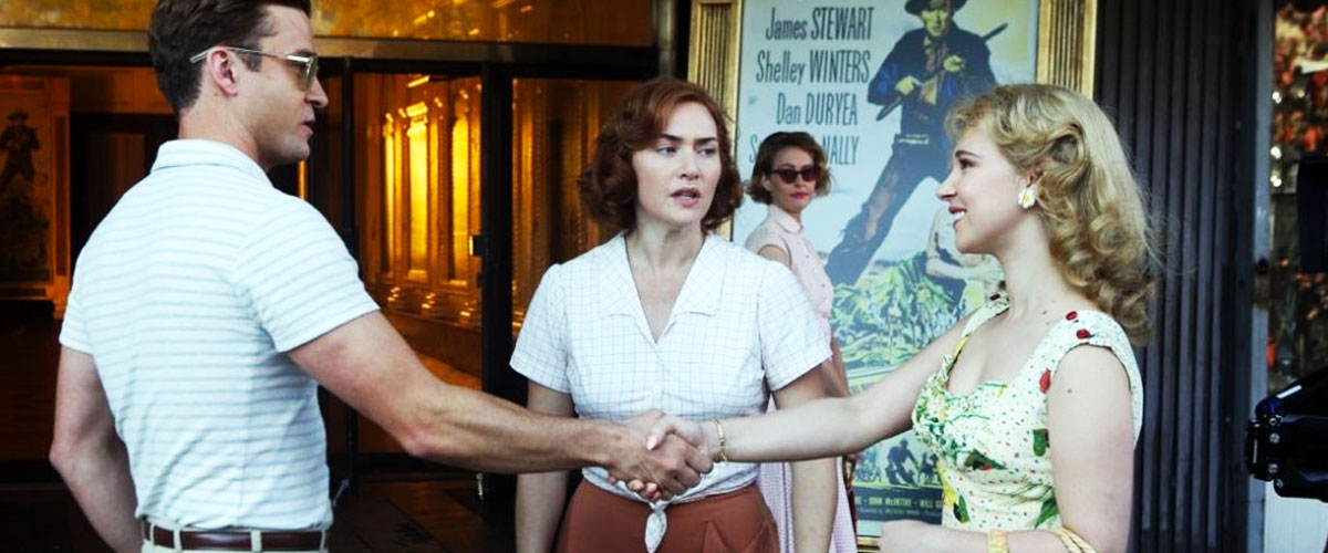 "Kate Winslet in ""Wonder Wheel"""