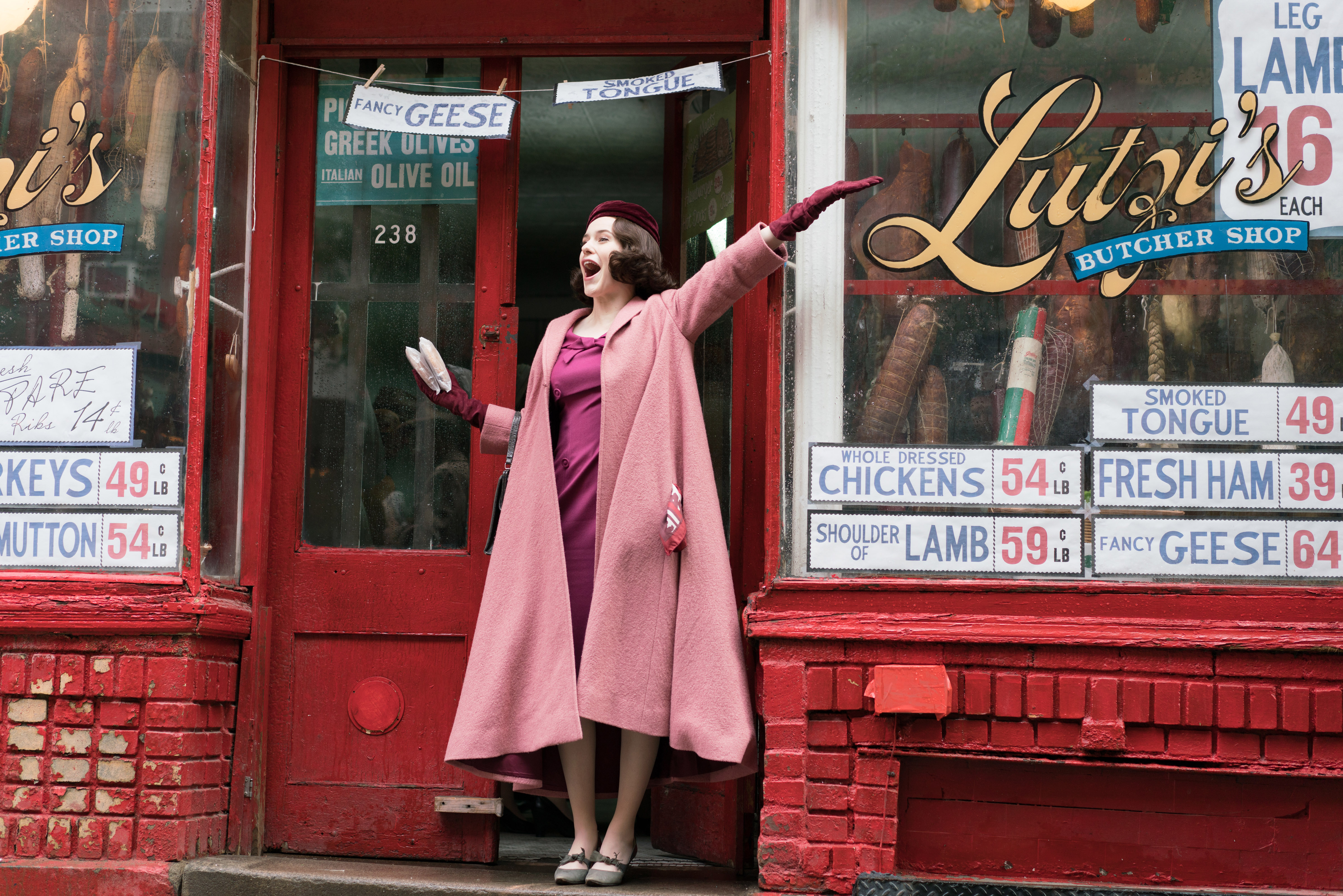 'The Marvelous Mrs. Maisel' Costumes: Forward-Looking Fashion - IndieWire 'The Marvelous Mrs. Maisel': Forward-Looking Fashion for a Comedian Ahead of Her Time - 웹