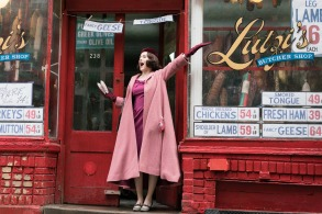 "Rachel Brosnahan, ""The Marvelous Mrs. Maisel"""