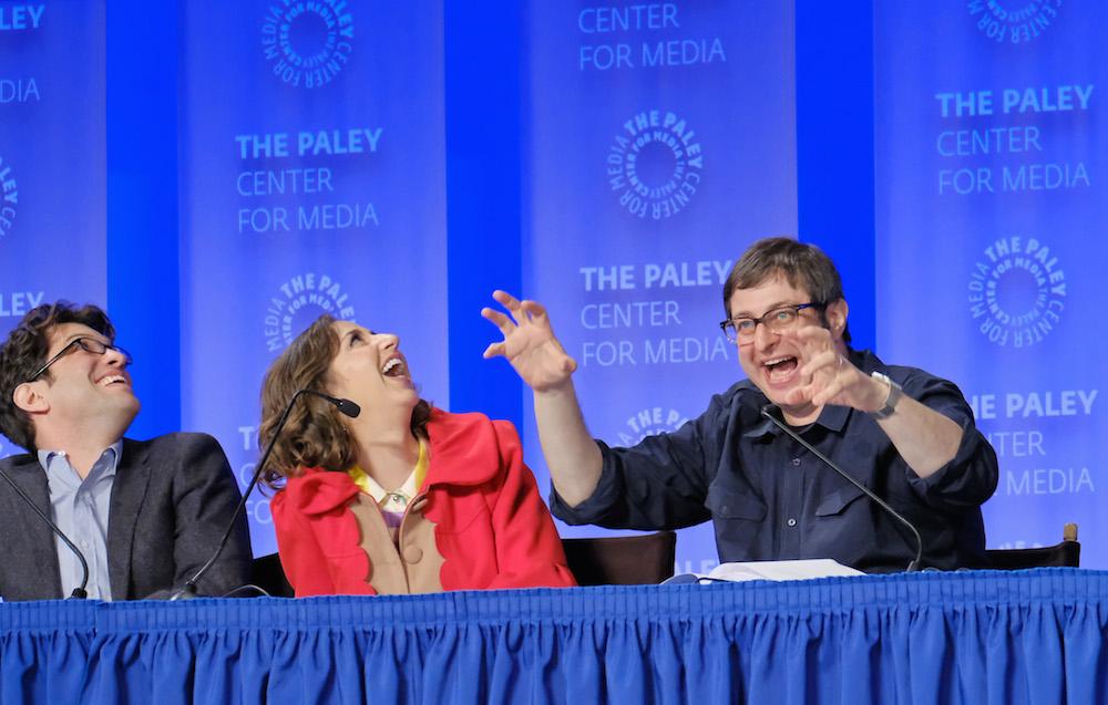 Bob's Burgers Dan Mintz, Kristen Schaal, and Eugene Mirman at PaleyFest 2017