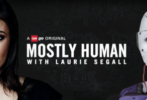 "Laurie Segall in ""Mostly Human"""