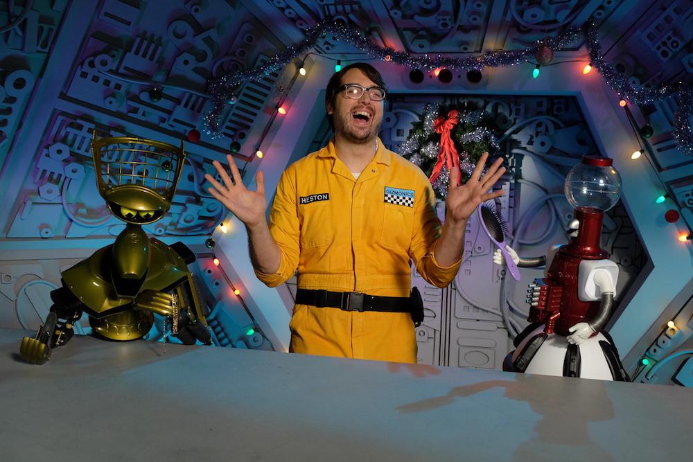 Mystery Science Theater 3000 Mark Hamill, Jonah Ray, Hampton Yount