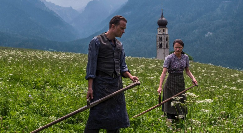 Image result for A Hidden Life (dir: Terrence Malick
