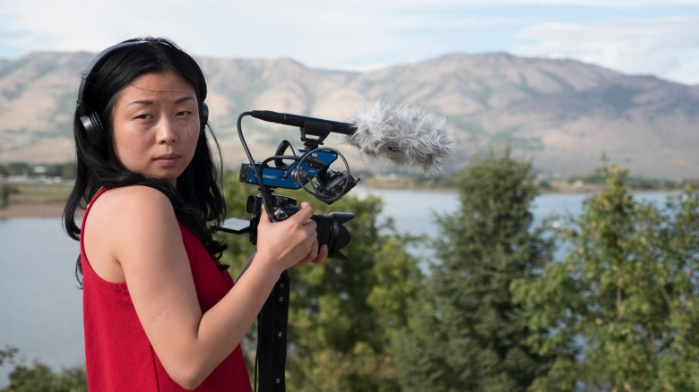 "Nanfu Wang Shooting ""I Am Another You"""