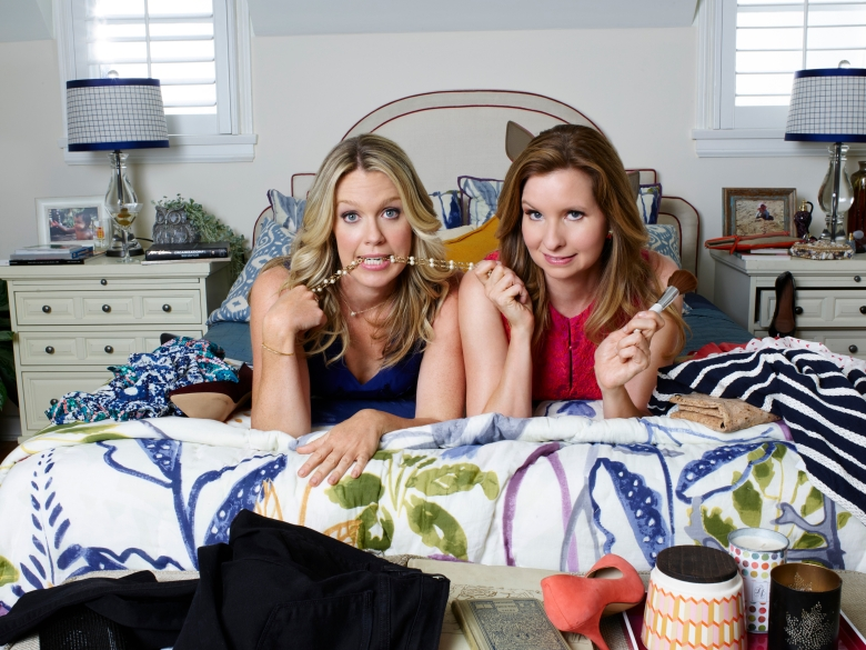 "Jessica St. Clair and Lennon Parham, ""Playing House"""