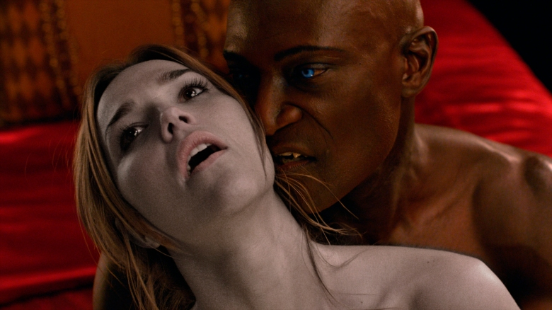 "Arielle Kebbel and Peter Mensah, ""Midnight, Texas"""