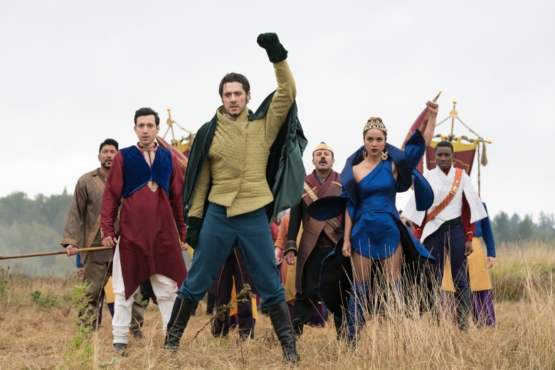 The Magicians'' Grand, Expensive Musical Tribute to 'Les
